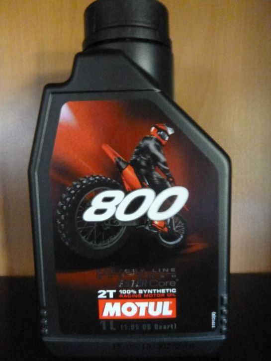 Code Motul 800 off road double core Ester