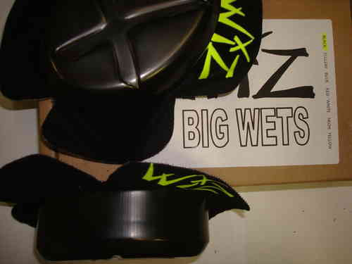 WIZZ rain slider black